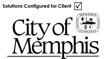 ity of Memphis, Tennessee logo