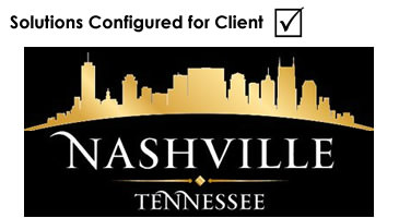 City of Nashville, Tennessee logo